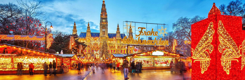 Blue Danube White Christmas In Vienna Amawaterways