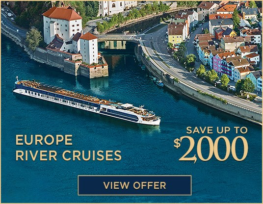 Luxury River Cruise Line  Europe Asia Africa  AmaWaterways