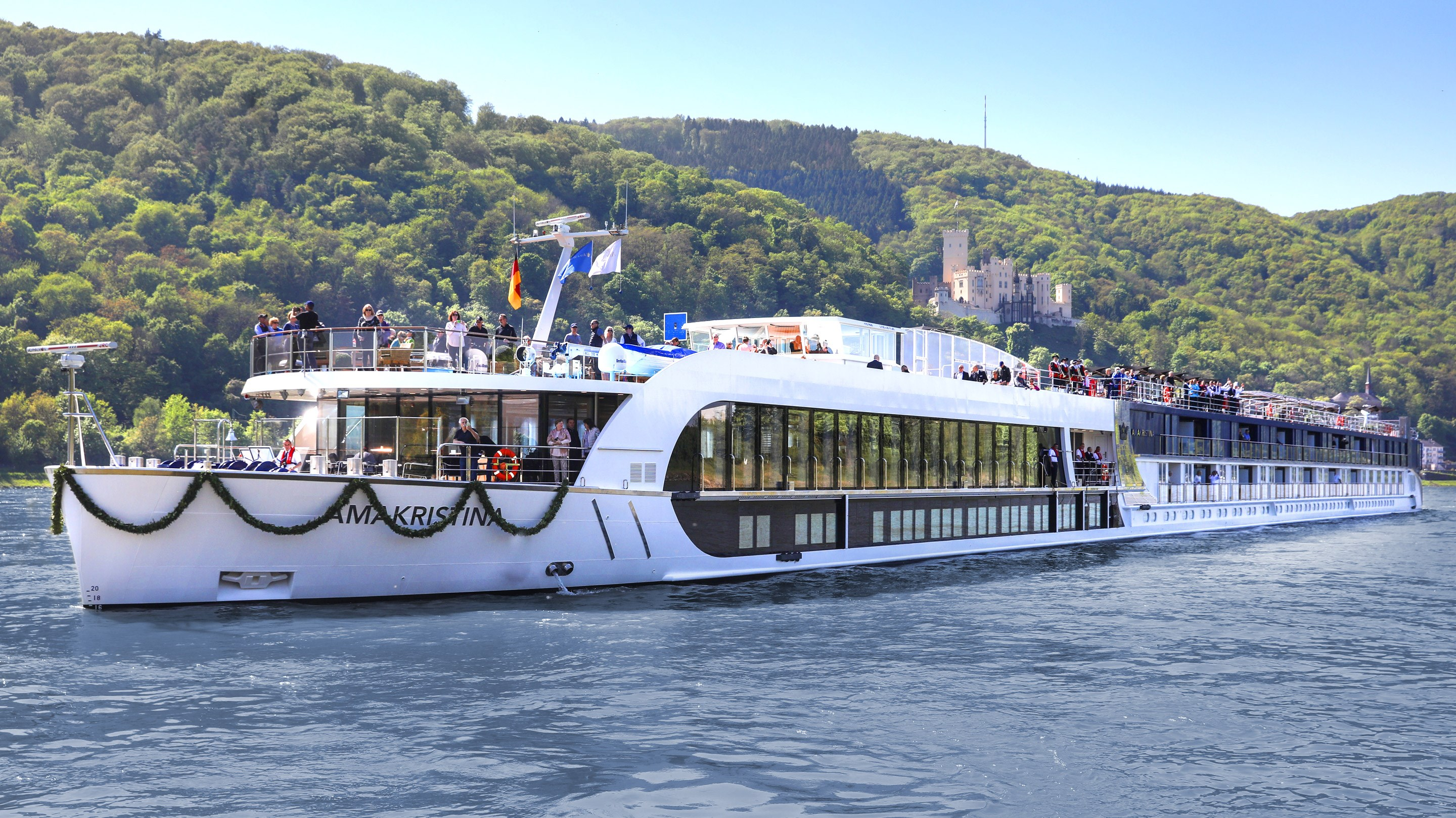 River Cruise Lines  Europe Asia Africa  AmaWaterways UK